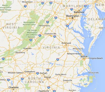 We Are Located In Charlottesville Virginia And Cover The Surrounding States Call Us For An Appointment