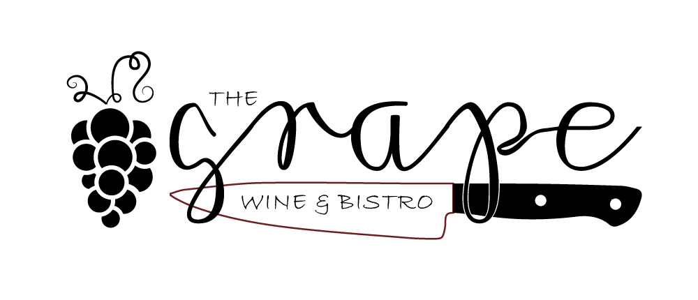 The Grape Wine Bar & Bistro Logo