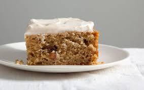 Applesauce Cake (Double Batch)