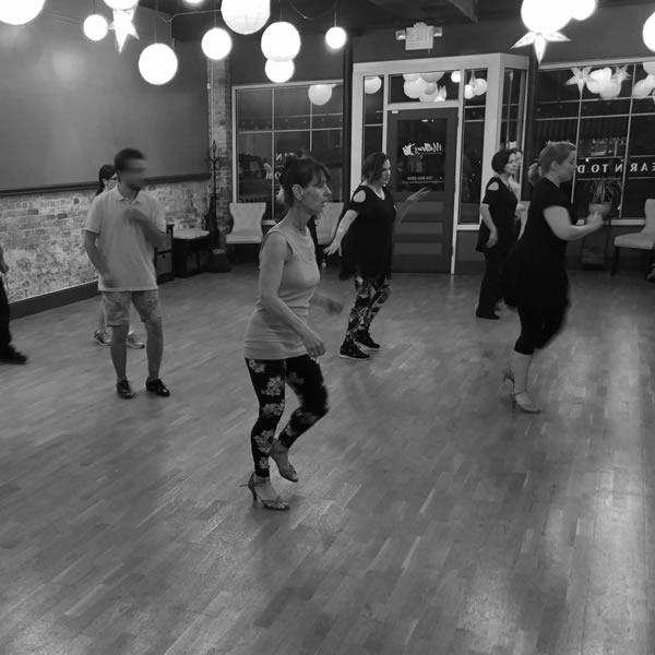 Matthews Ballroom | Dance Fitness