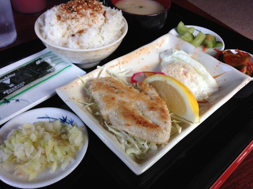 Fumi's Kitchen Breakfast Platter