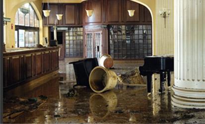 Flood Damage Restoration Commercial