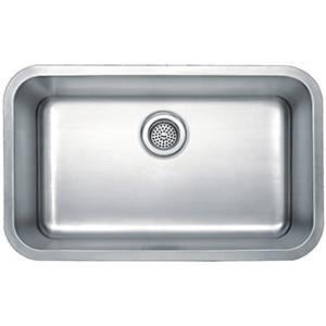 Large Single Bowl SS Sink