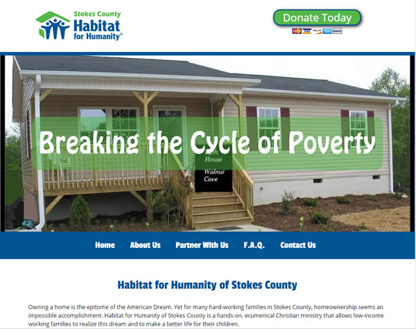 Stokes County Habitat for Humanity